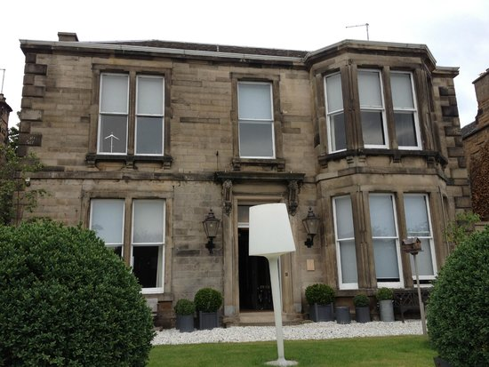 Murrayfield Hotel and House: Welcome to your house