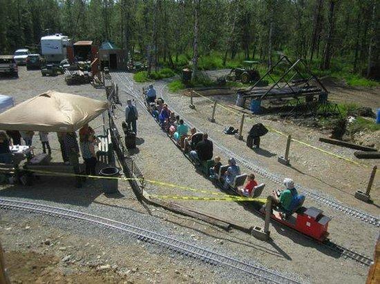 Alaska Live Steamers