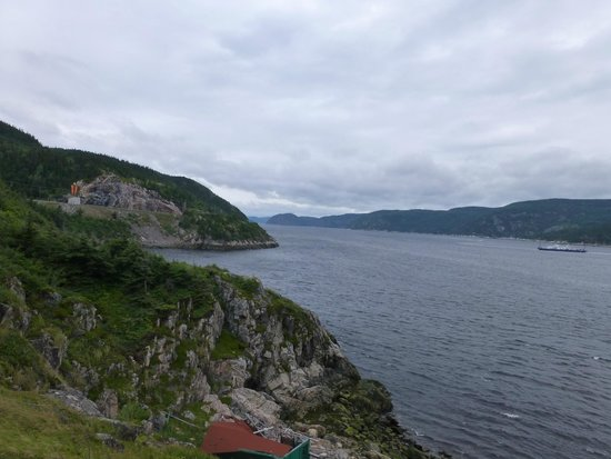 Centre d'interprétation et d'observation de Pointe-Noire : View