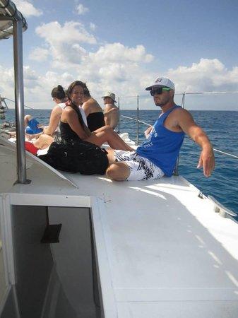 Dreams Punta Cana Resort & Spa : Saona Beach Excursion