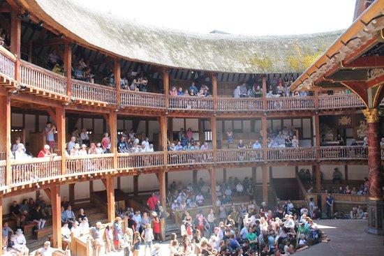 Shakespeare's Globe Theatre: The Globe