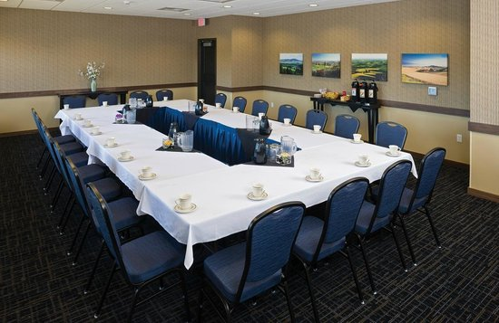 Best Western Plus University Inn : We are here to assist with all your meeting needs