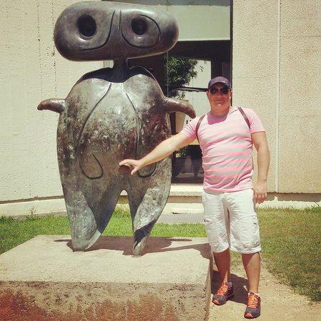 Fondation Joan Miró (Fundació Joan Miró) : Самое интересное в музее)