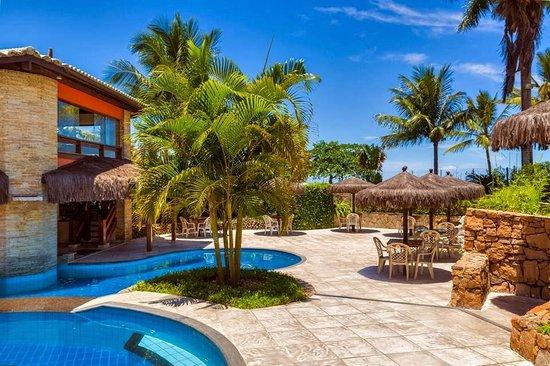 Quinta do Sol Praia Hotel: Lindo
