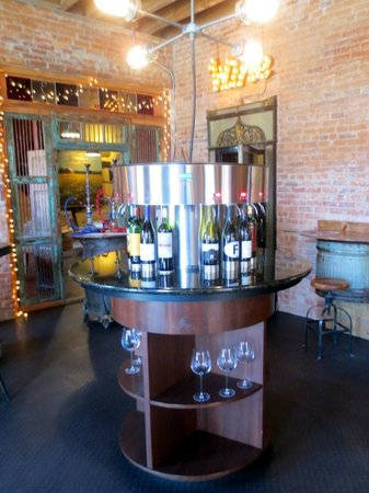 The Fainting Goat: THE WINE CHILLER