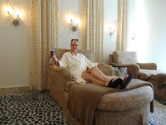 Secrets Maroma Beach Riviera Cancun: The spa