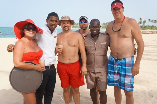 Breathless Punta Cana Resort & Spa : beach