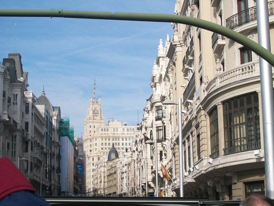 Madrid City Tour : paseando por Madrid