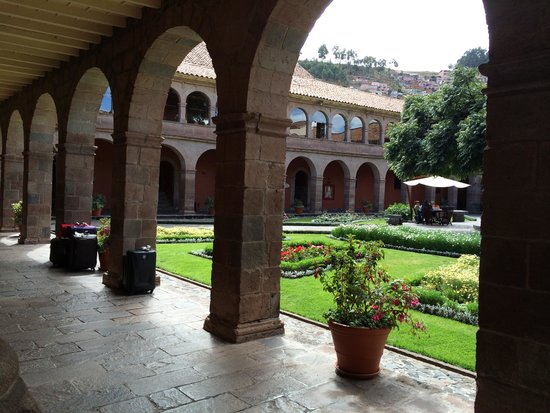 Belmond Hotel Monasterio : Buen ambiente