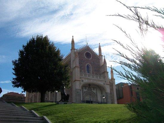San Jeronimo el Real : hermosa