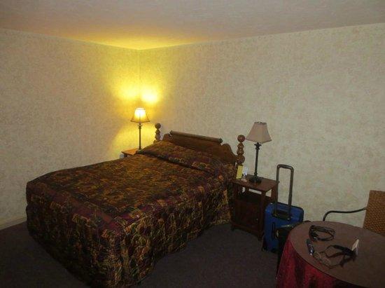 Sage n Sand Motel: Room