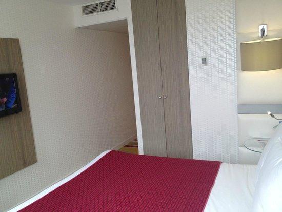 Mercure Le President Biarritz Centre : chambre