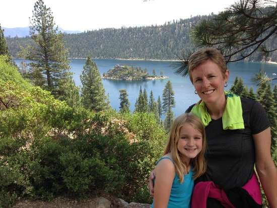 Zephyr Cove Resort: Hiking around Lake Tahoe