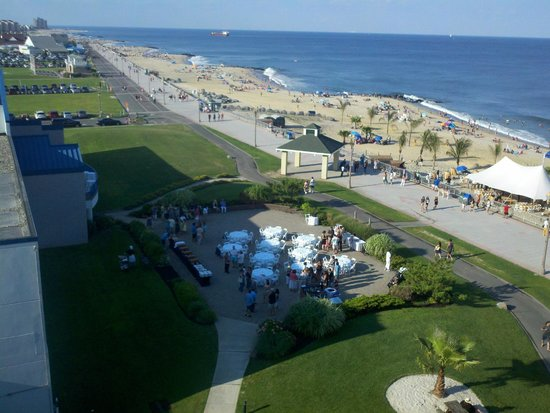 Ocean Place Resort & Spa: Special event on Grand Patio