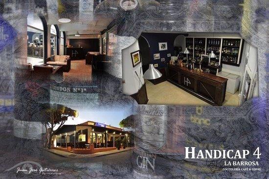 HANDICAP 4 - La Barrosa