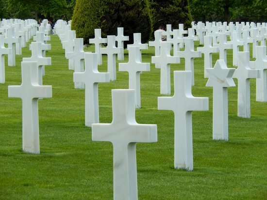 Normandy Sightseeing Tours: American Cemetery, Normandy
