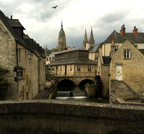 Normandy Sightseeing Tours: Bayeux, France.