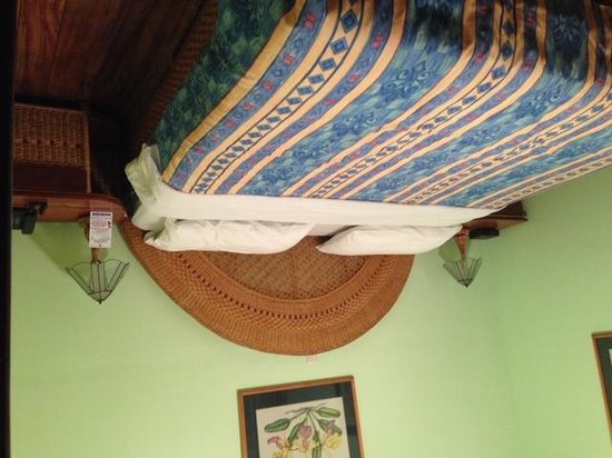 Hotel Fleur de Lys: Bedroom