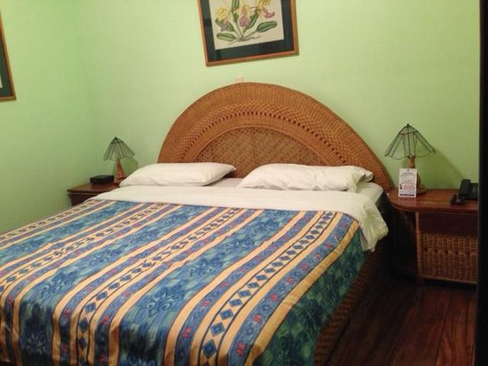Hotel Fleur de Lys : Bedroom