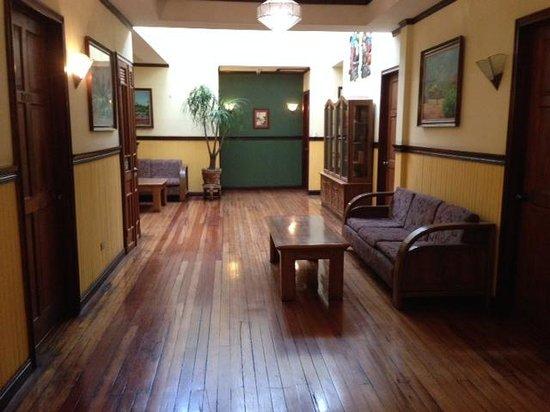 Hotel Fleur de Lys: Sitting Area