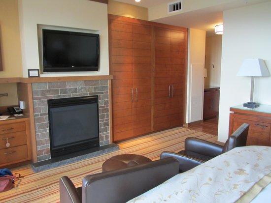 The Ritz-Carlton, Lake Tahoe: ROOM