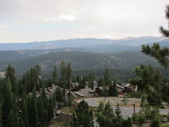 The Ritz-Carlton, Lake Tahoe: VIEW FROM ROOM