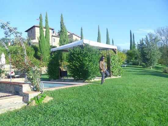 Casa Cornacchi Country House: Grounds