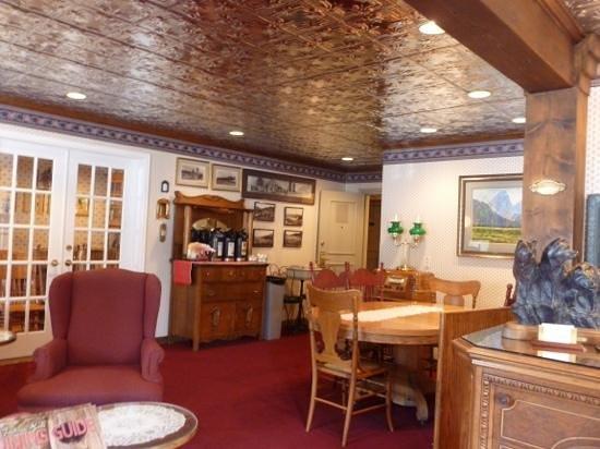Parkway Inn : Lobby area
