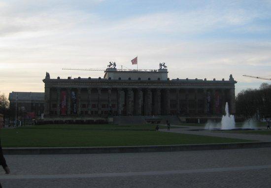 Museumsinsel: Altes Museum