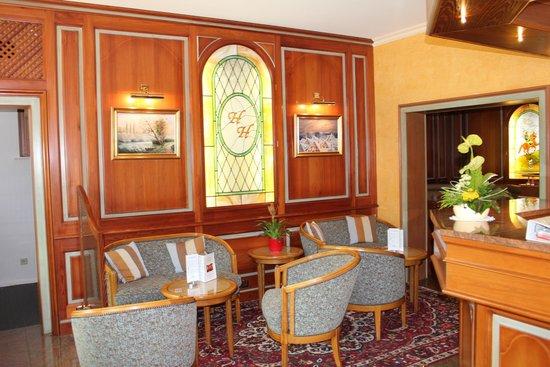 Hotel Turenne : lobby