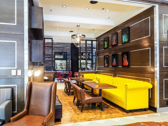 Archer Hotel New York: Lobby/Lounge