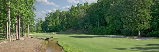 Cherokee Valley Golf Club : Mountain golf with majestic pines