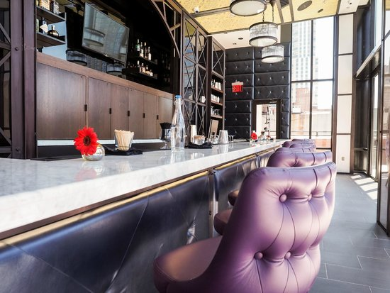 Archer Hotel New York: Spyglass - Rooftop Bar
