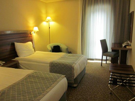 Peri Tower Hotel : Very nice room