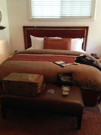 Eden Vale Inn: Cottonwood Room