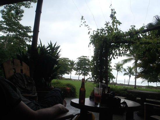 Iguana Lodge: Great view