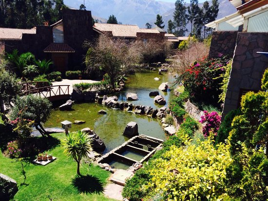 Aranwa Sacred Valley Hotel & Wellness: Instalaciones lindas