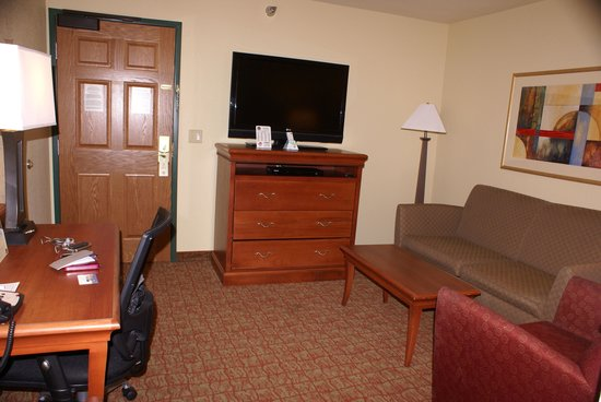 Quality Inn & Suites: room view