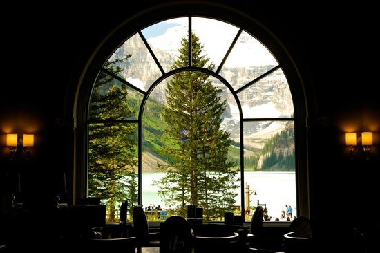 Attractive Fairmont Chateau Lake Louise: Fairview Dining Room