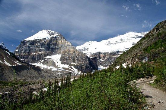 Fairmont Chateau Lake Louise: Plain of the Six Glaciers