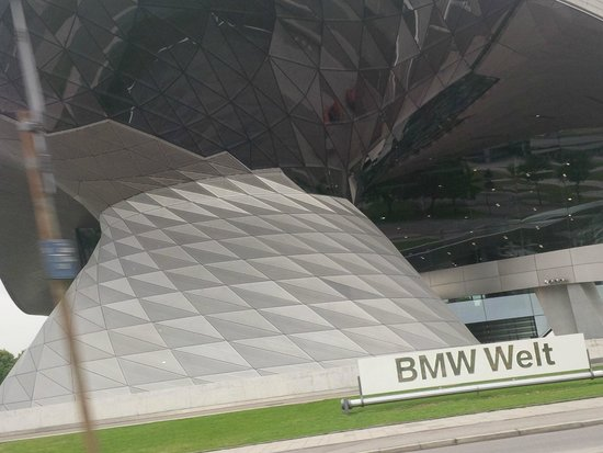 Holiday Inn Express Muenchen Messe : BMW Welt