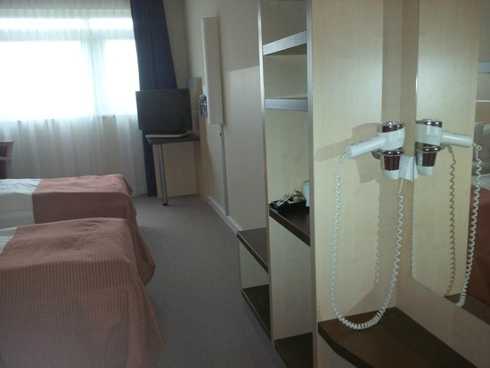 Holiday Inn Express Muenchen Messe : Bedroom