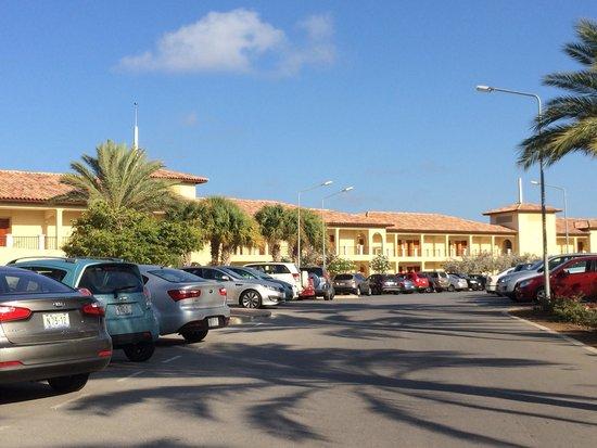 Santa Barbara Beach & Golf Resort, Curacao: Quartos
