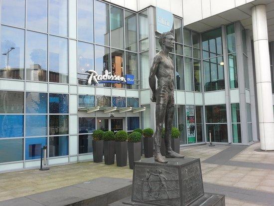 Radisson Blu Hotel, Cardiff: Great Hotel in Fantastic Location