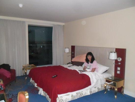 Radisson Blu Hotel, Cardiff: Comfortable Bed