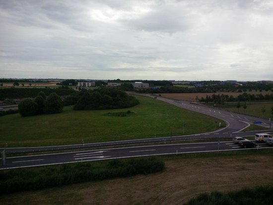 Holiday Inn Express Muenchen Messe : View from the room