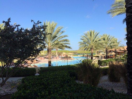 Santa Barbara Beach & Golf Resort, Curacao: Piscinas
