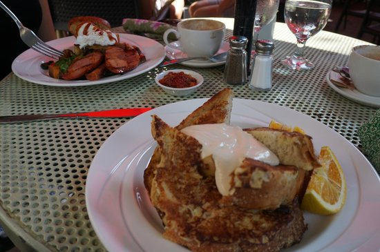 Pan Chancho: french toast