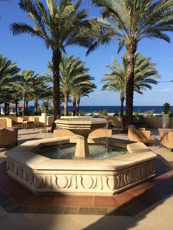 Santa Barbara Beach & Golf Resort, Curacao: Chafariz