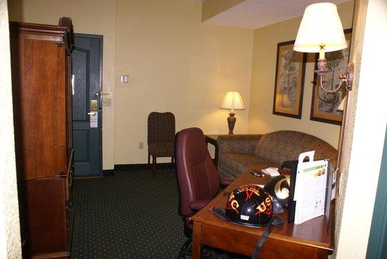 Holiday Inn Hotel & Suites La Crosse : room view